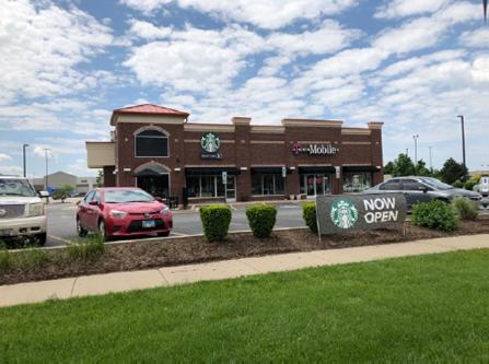Starbucks / T-Mobile -